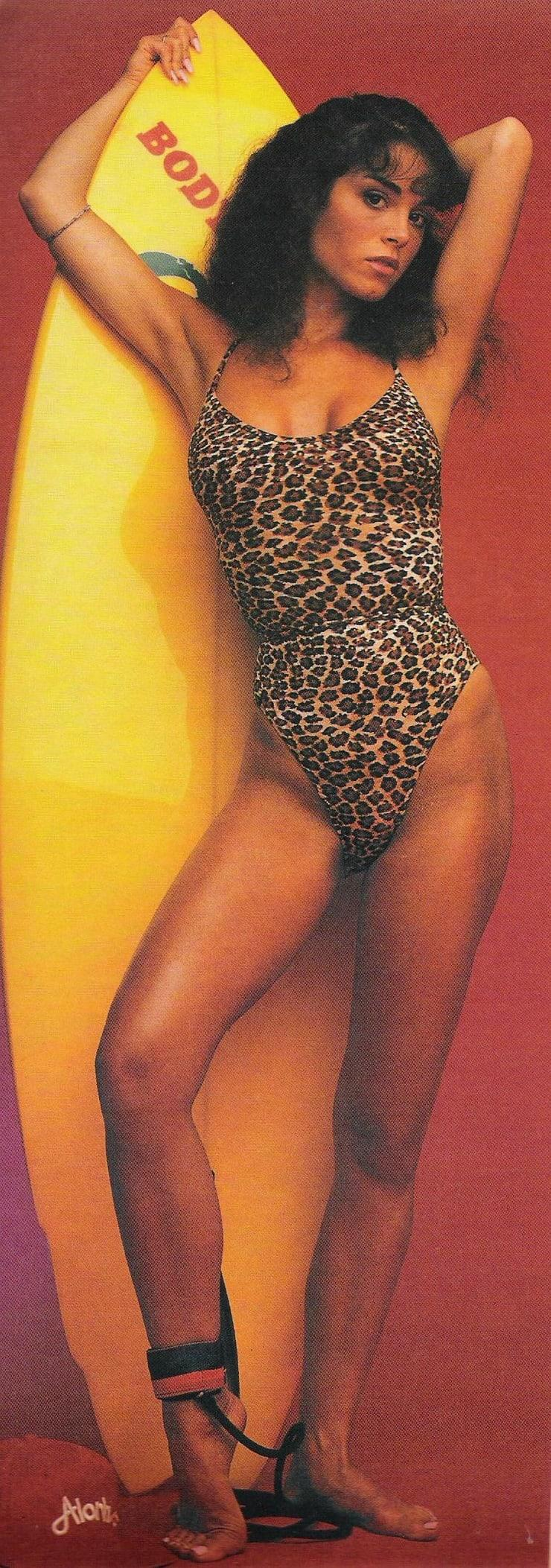 Betsy Russell sexy lingerie pics