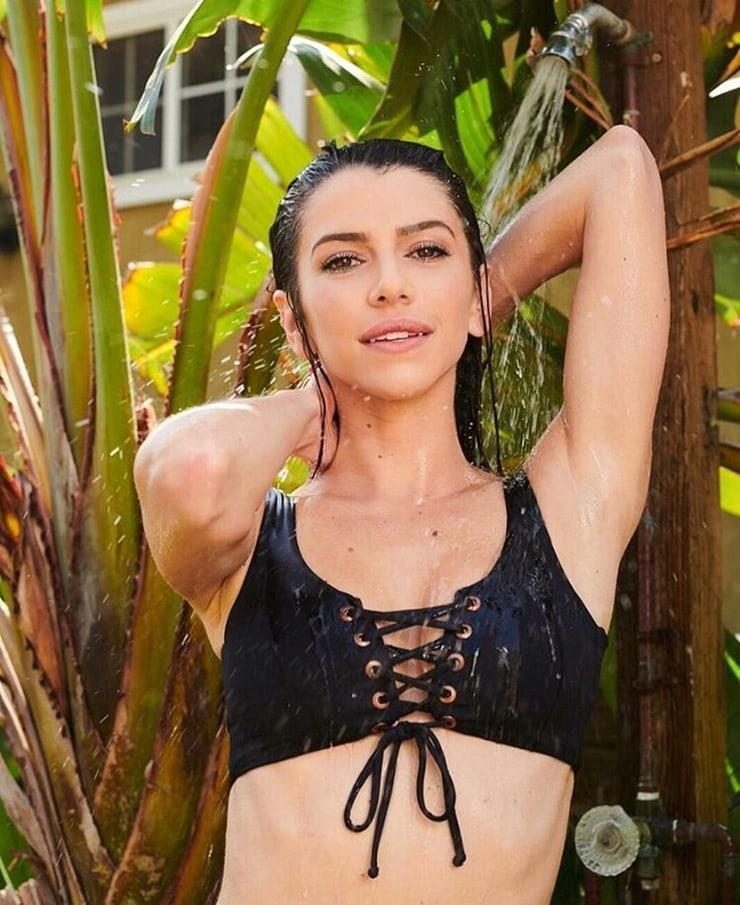 Bianca Haase busty pics