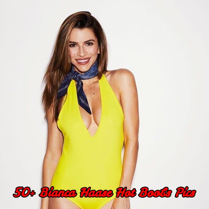 Bianca Haase hot boobs pics