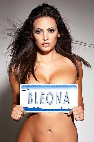 Bleona topless pic
