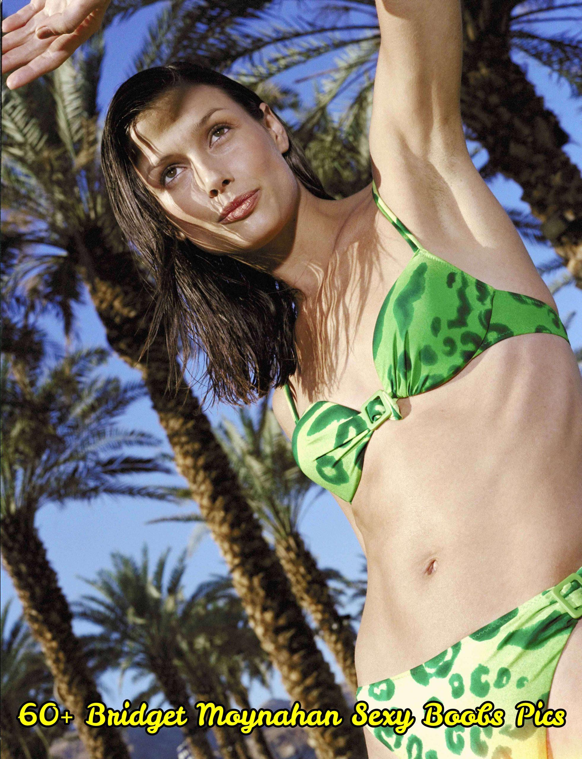 Bridget Moynahan sexy boobs pics