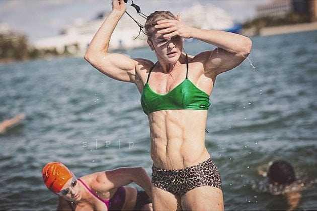 Brooke Ence lingerie pics