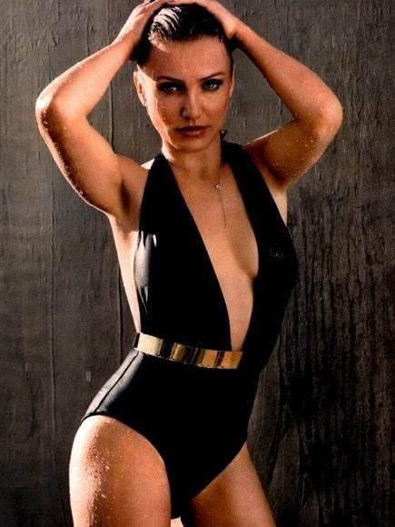 Cameron Diaz sexy tits pics