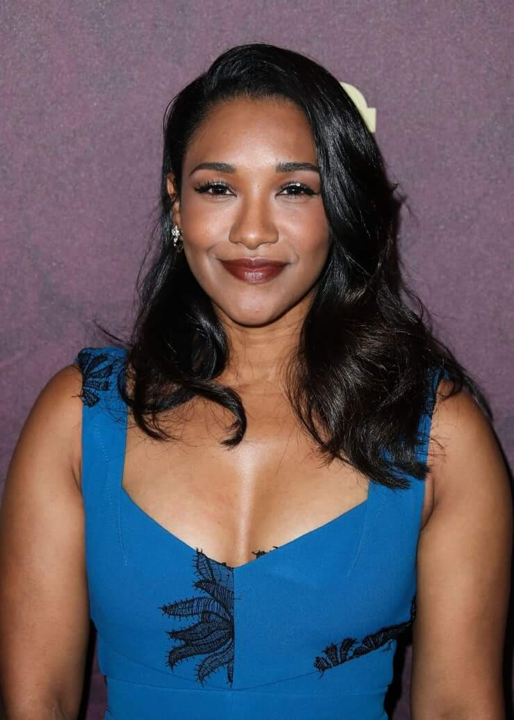 Candice Patton hot look