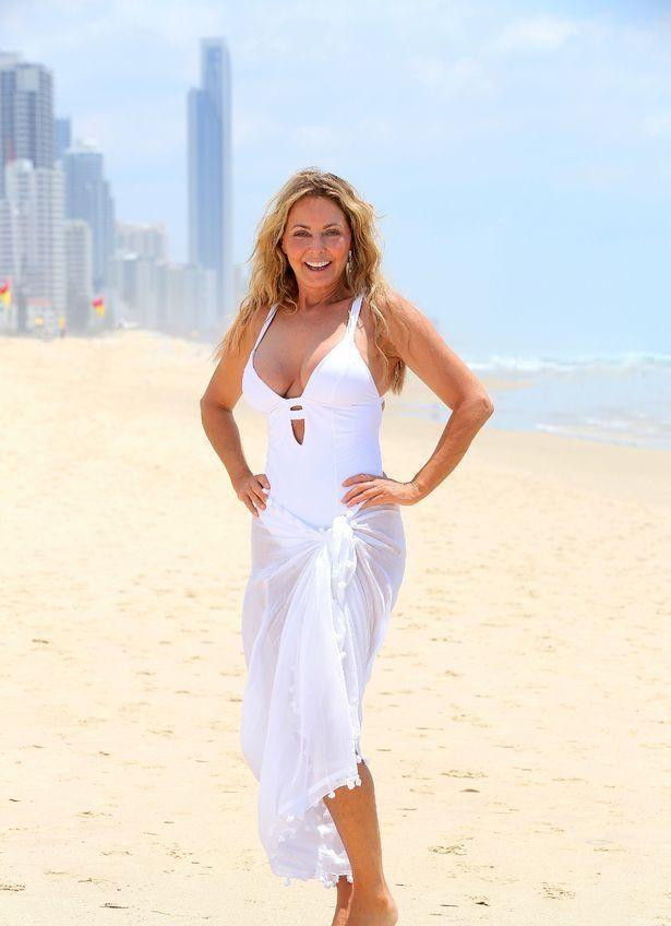 Carol Vorderman amazing boobs pics