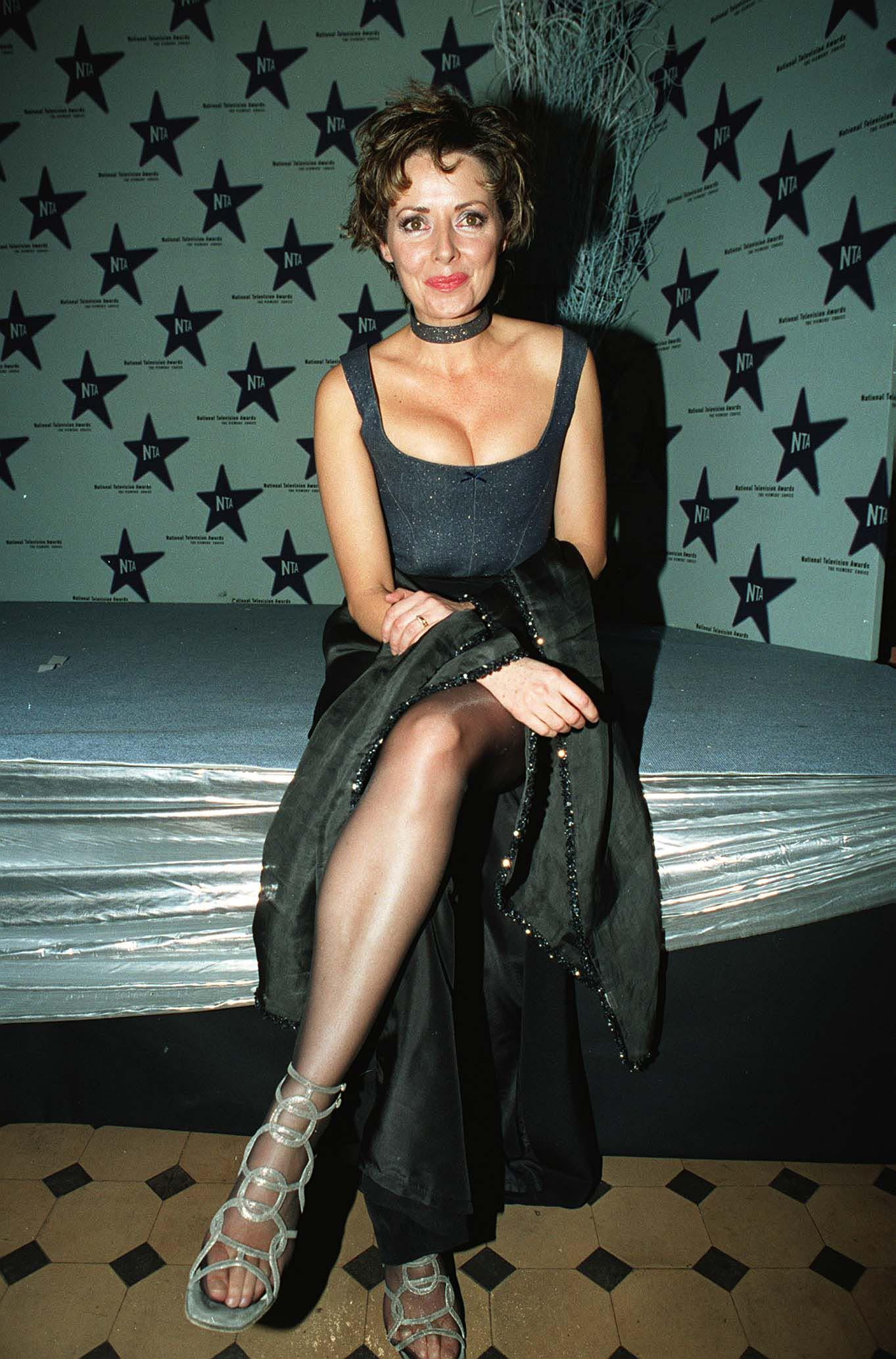 Carol Vorderman sexy tits pics