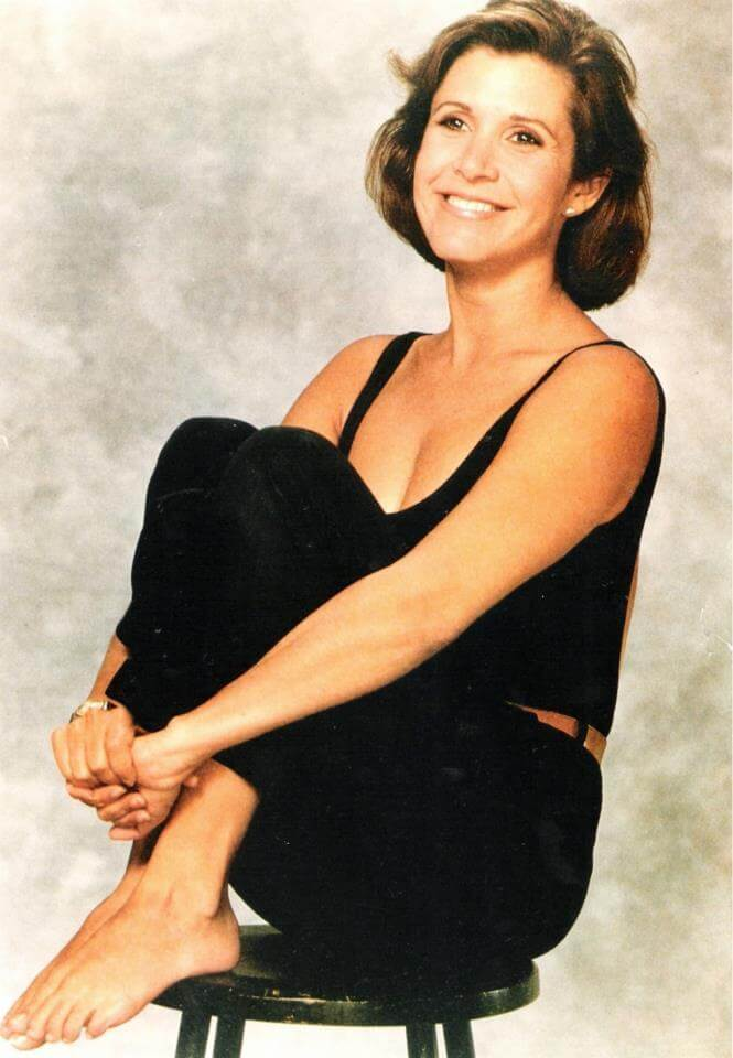 Carrie Fisher amazing pics