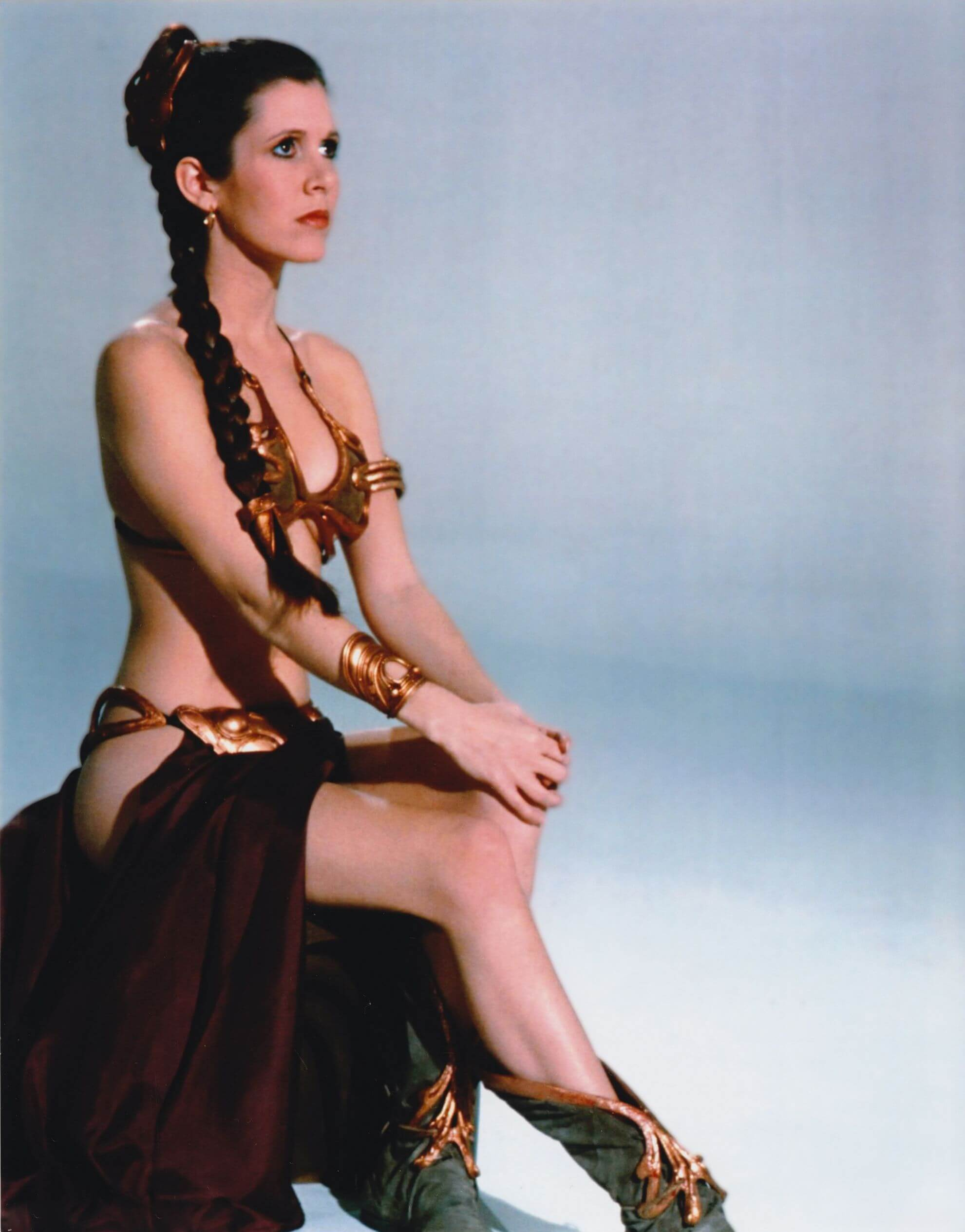 Carrie Fisher hot pics