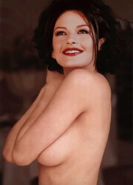 Catherine Zeta-Jones nude pics