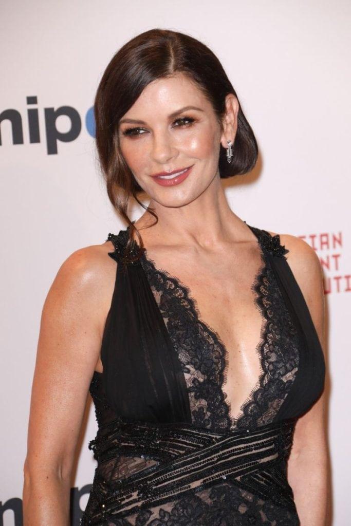 Catherine Zeta-Jones tits pics