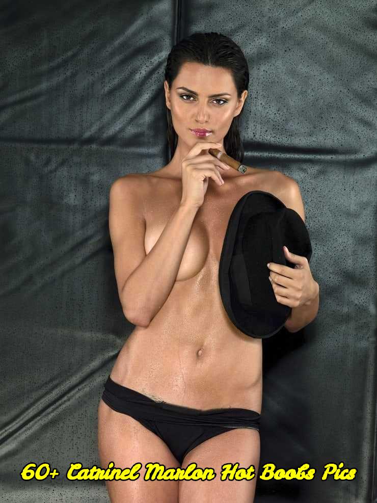 Catrinel Marlon hot boobs pics