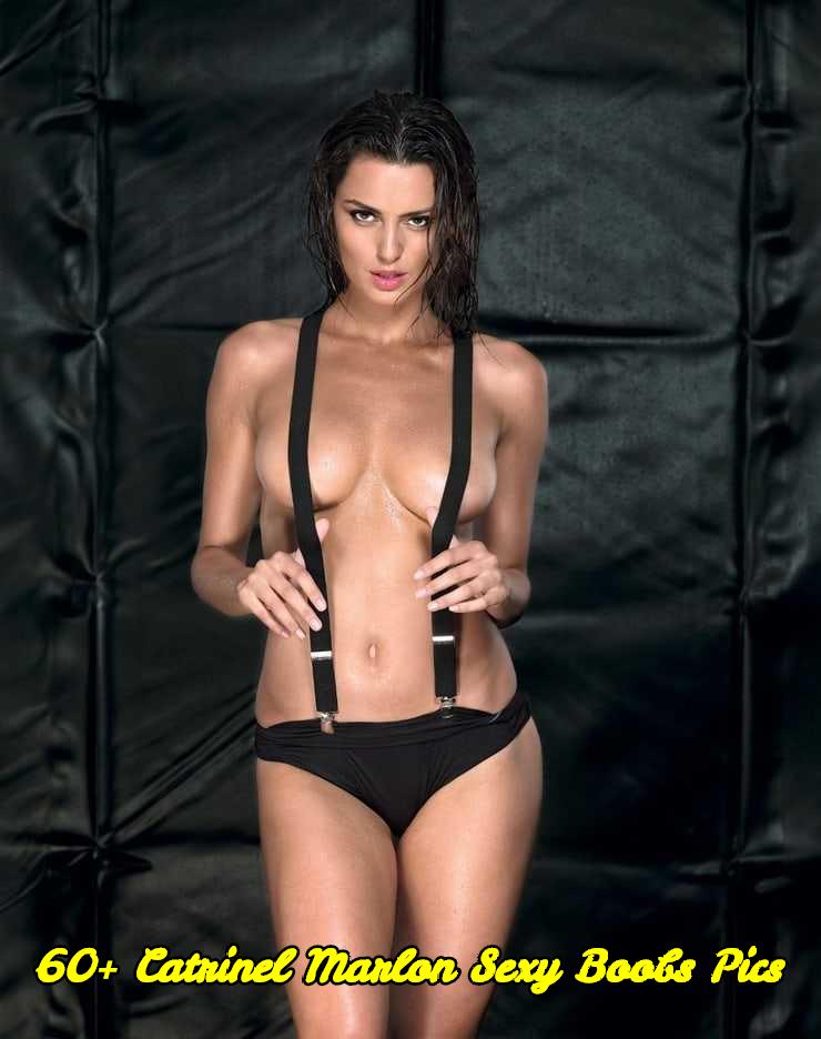 Catrinel Marlon sexy boobs pics