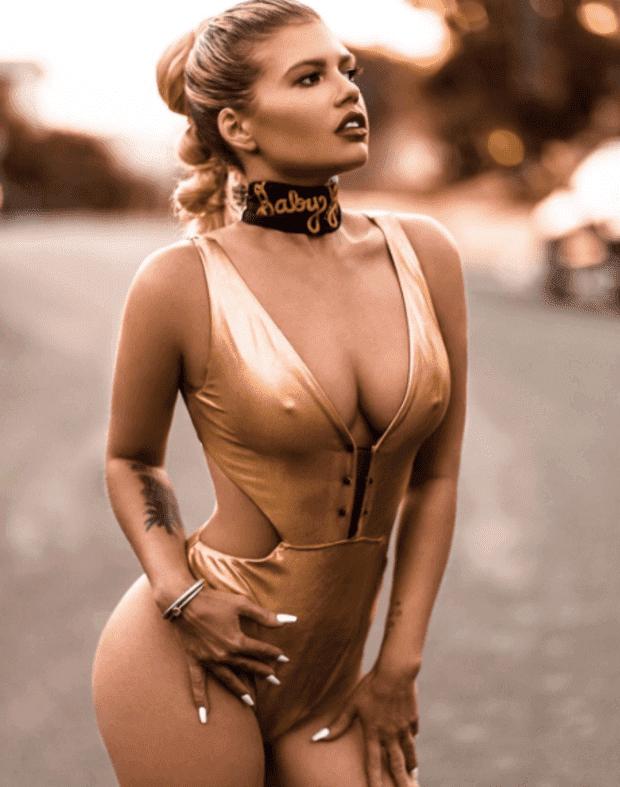 Chanel West Coast lingerie pics