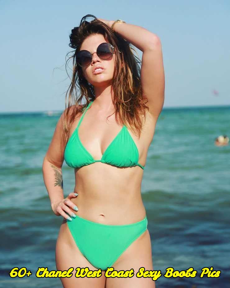 Chanel West Coast sexy boobs pics