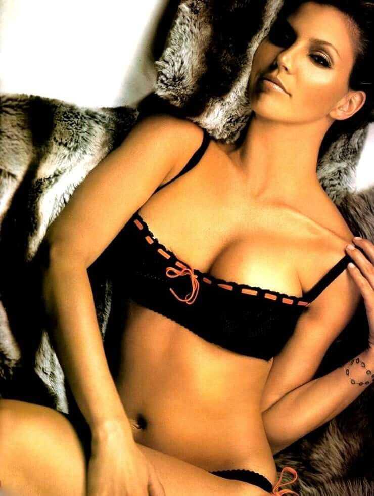 Charisma Carpenter hot bikini pics