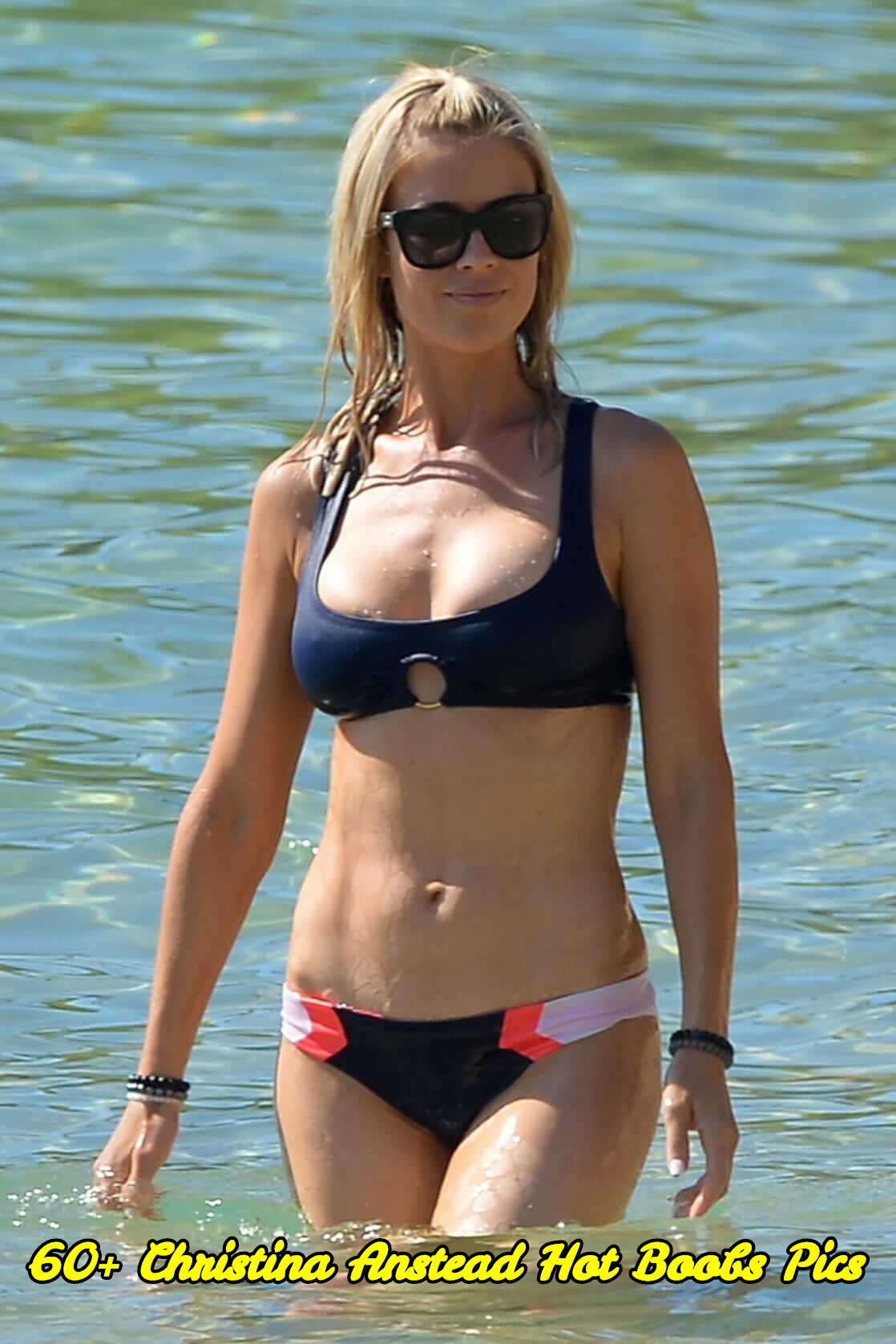 Christina Anstead hot boobs pics