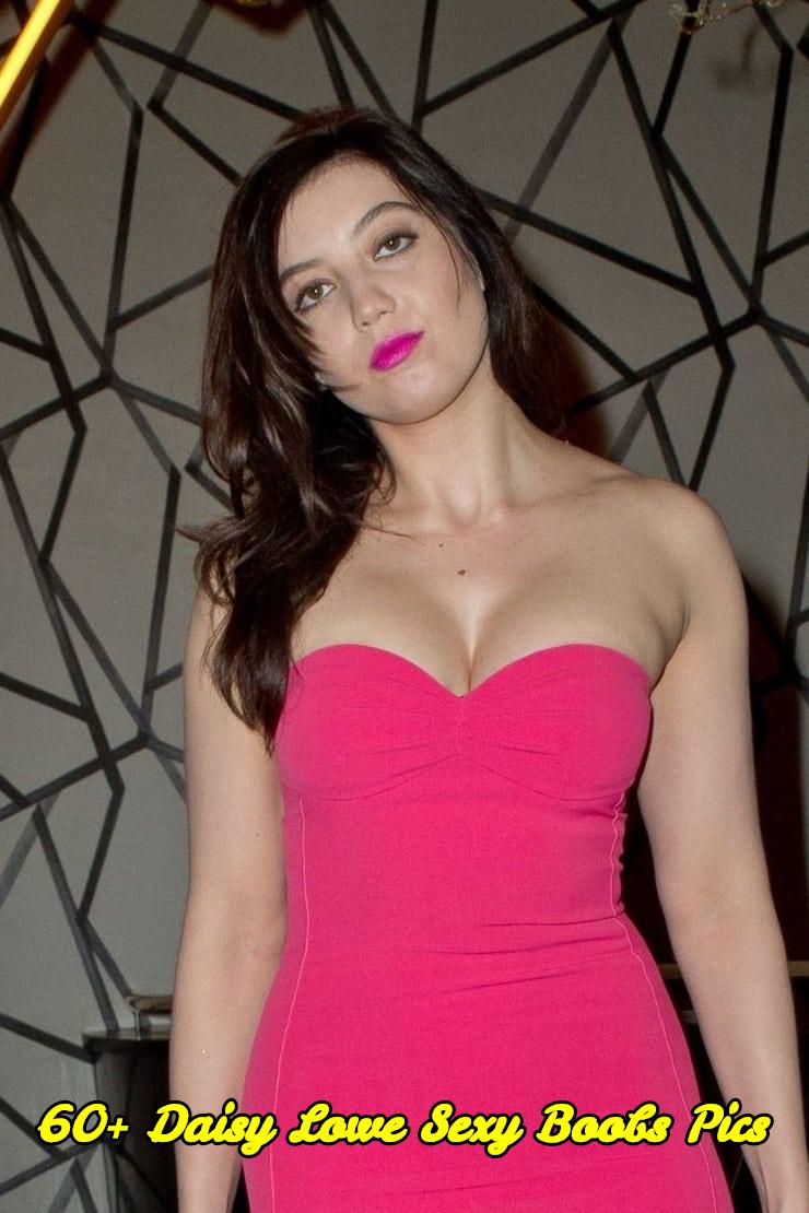 Daisy Lowe sexy boobs pics