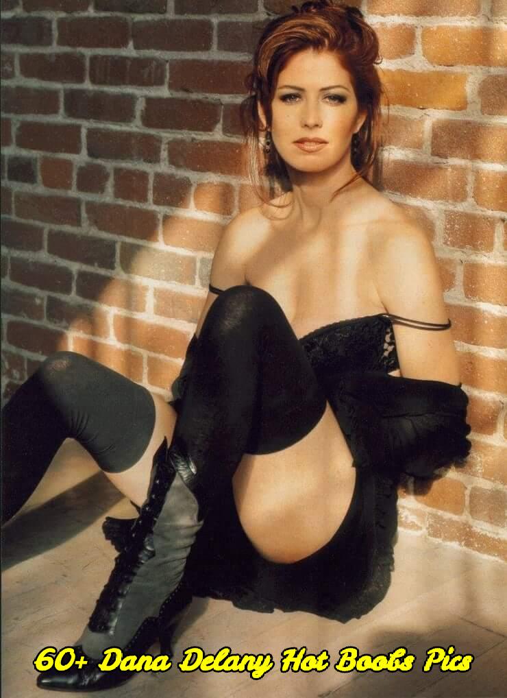 Dana Delany hot boobs pics