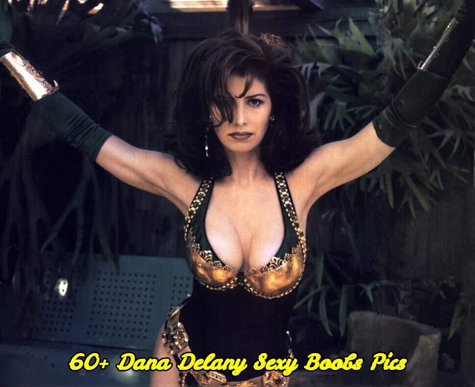 Dana Delany sexy boobs pics