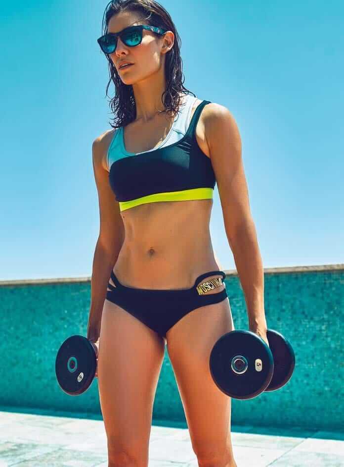 Daniela Ruah sexy bikini pictures