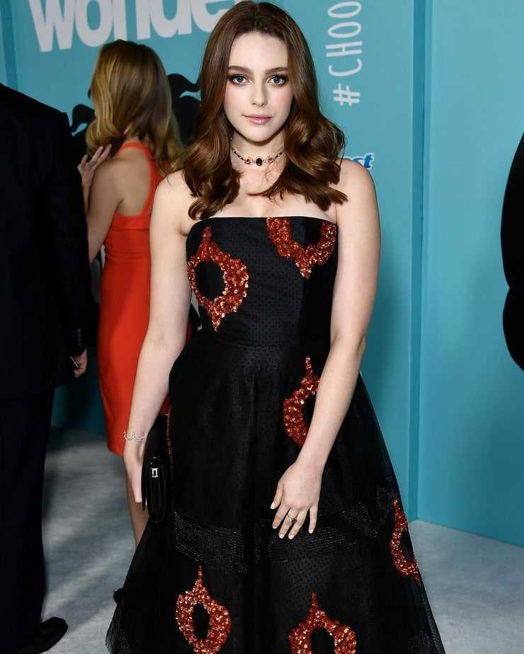 Danielle Rose Russell hot look pictures