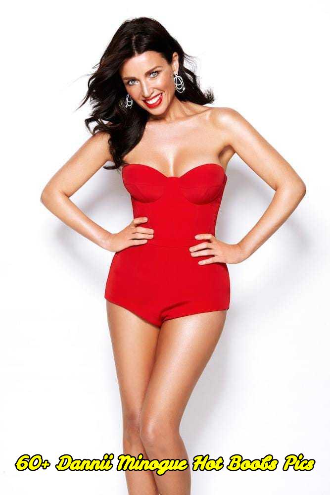 Dannii Minogue hot boobs pics