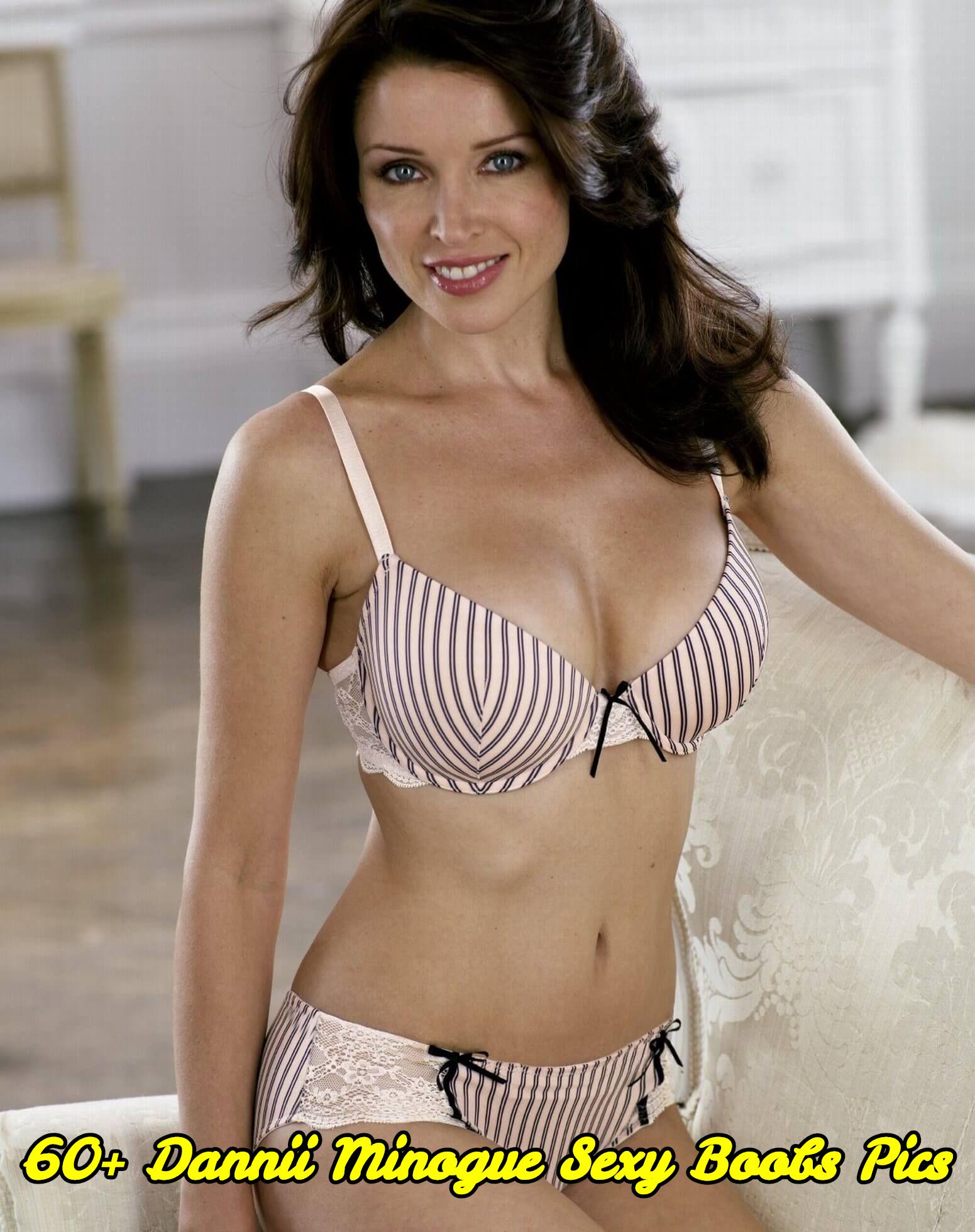 Dannii Minogue sexy boobs pics