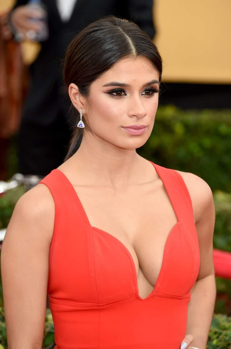 Diane Guerrero sexy cleavage pic