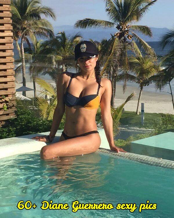 Diane Guerrero sexy pics