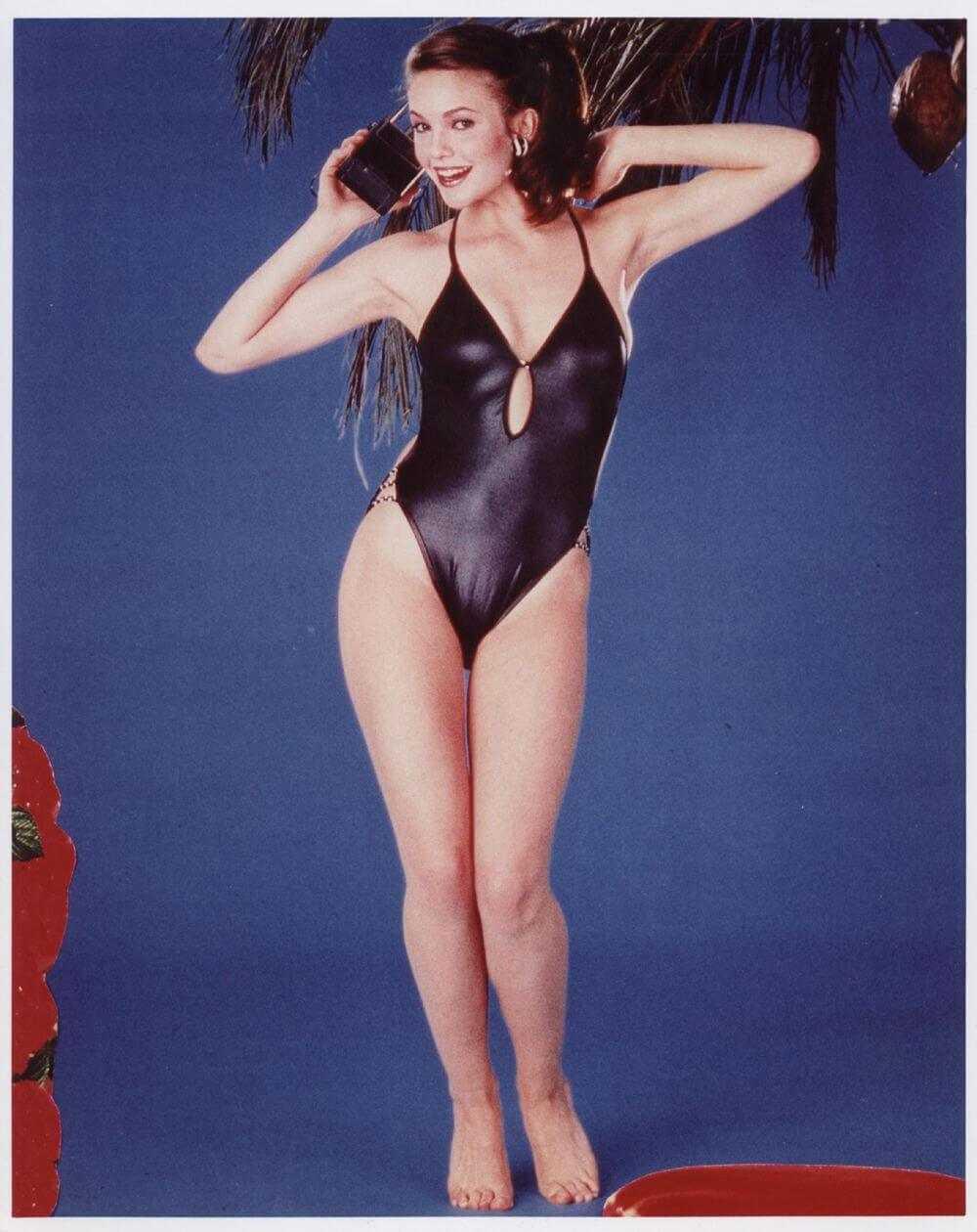 Diane Lane lingerie pics