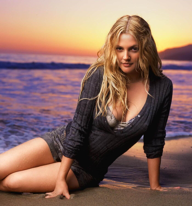 Drew Barrymore amazing pics