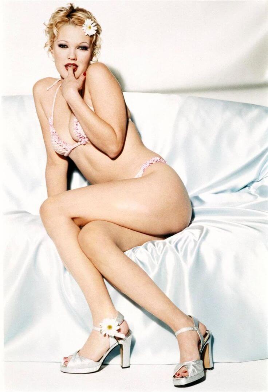 Drew Barrymore hot look pictures