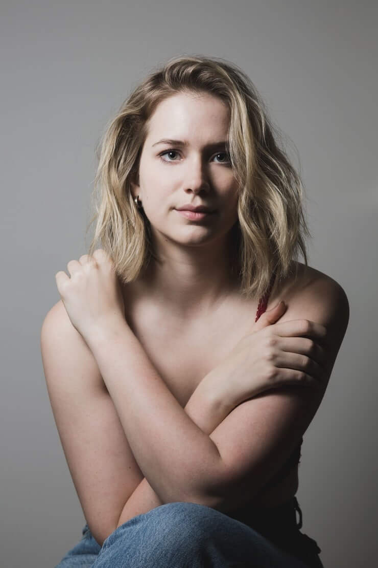 Elizabeth Lail sexy