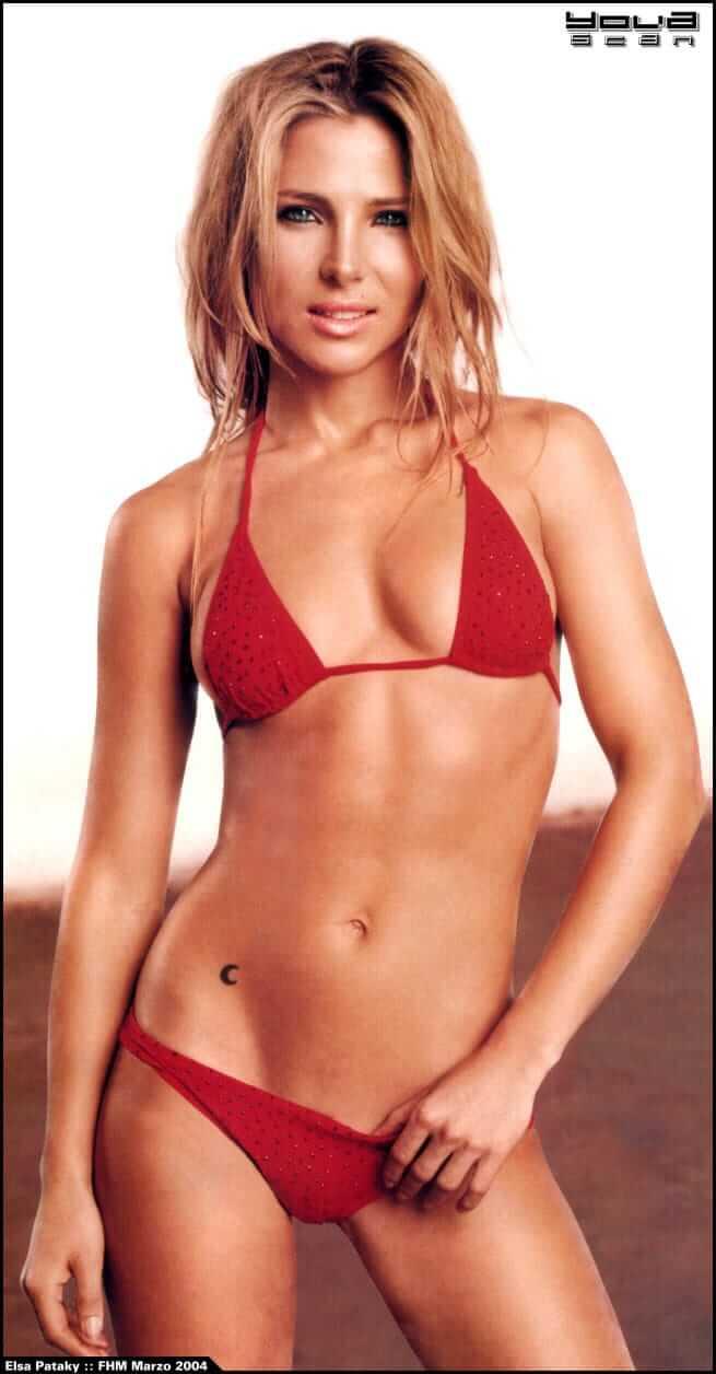 Elsa Pataky sexy bikini pictures