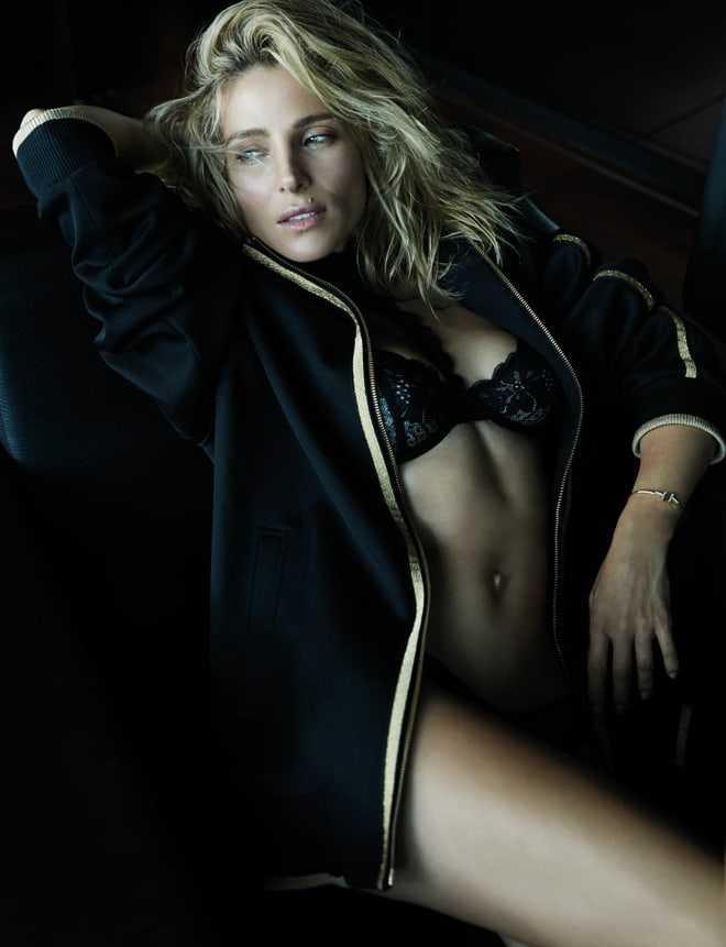 Elsa Pataky sexy lingerie pics