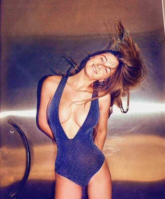 Elsie Hewitt lingerie pics