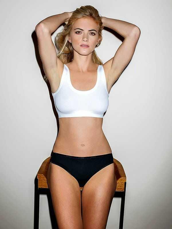 Emily Wickersham sexy pic