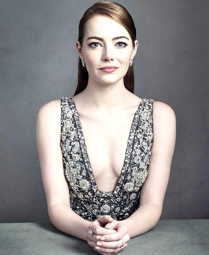 Emma Stone hot pic
