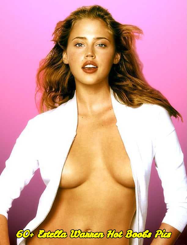 Estella Warren hot boobs pics