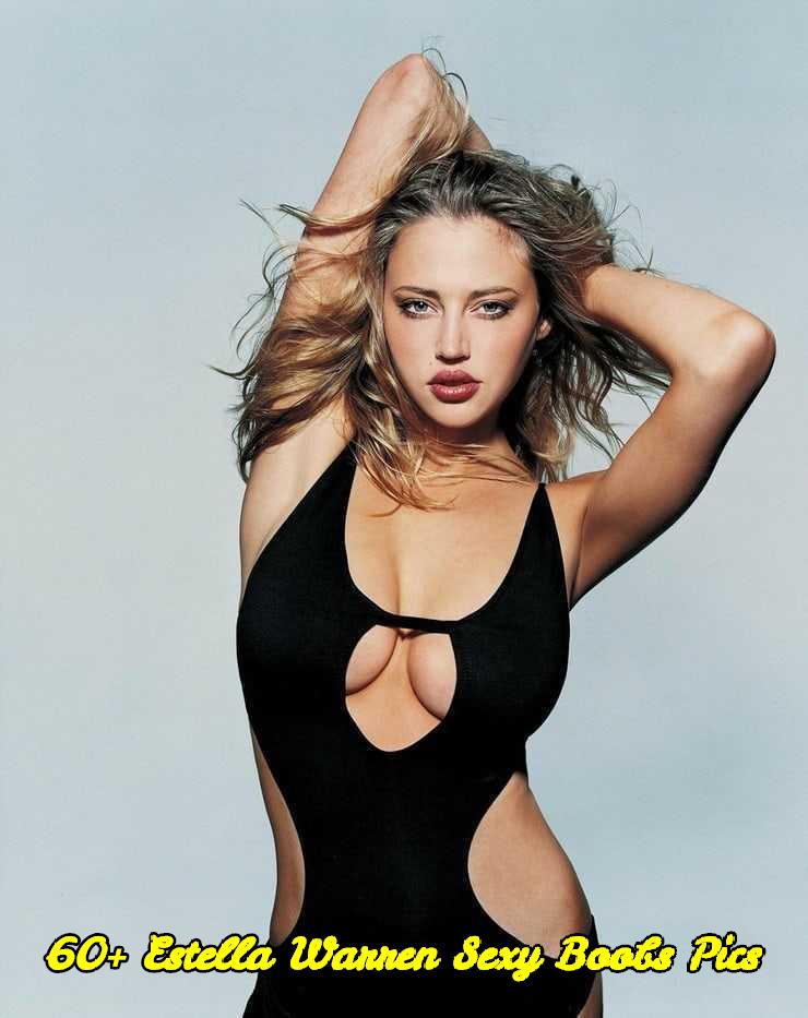 Estella Warren sexy boobs pics