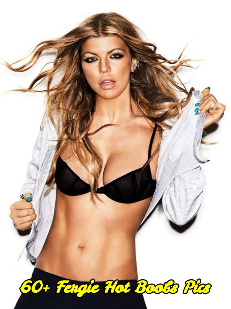 Fergie hot boobs pics