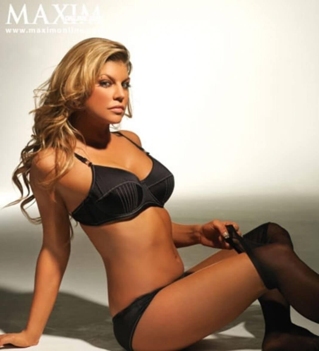 Fergie hot look pics