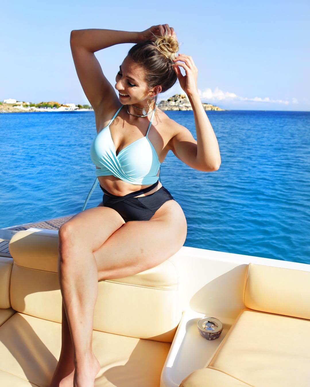 Gabbie Hanna bikini pics (1)