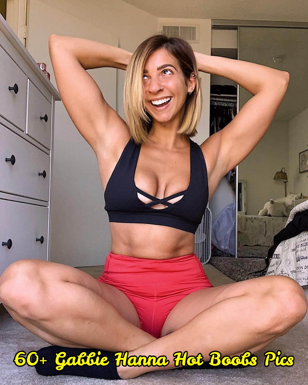 Gabbie Hanna hot boobs pics