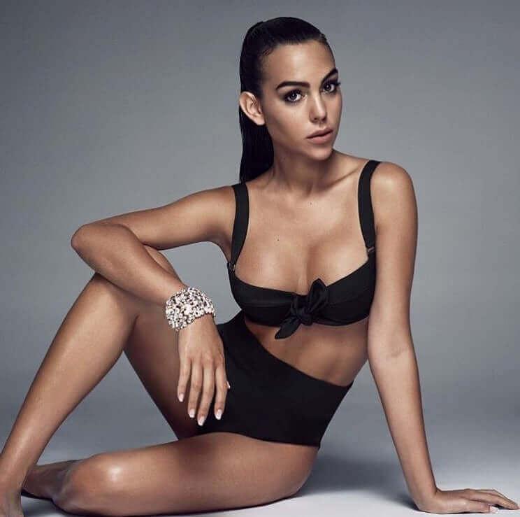 Georgina Rodriguez sexy pic