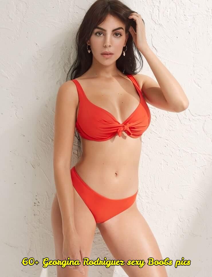 Georgina Rodriguez sexy pictures