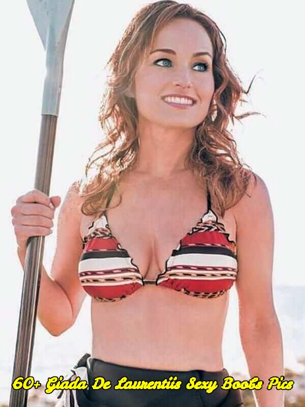 Giada De Laurentiis sexy boobs pics