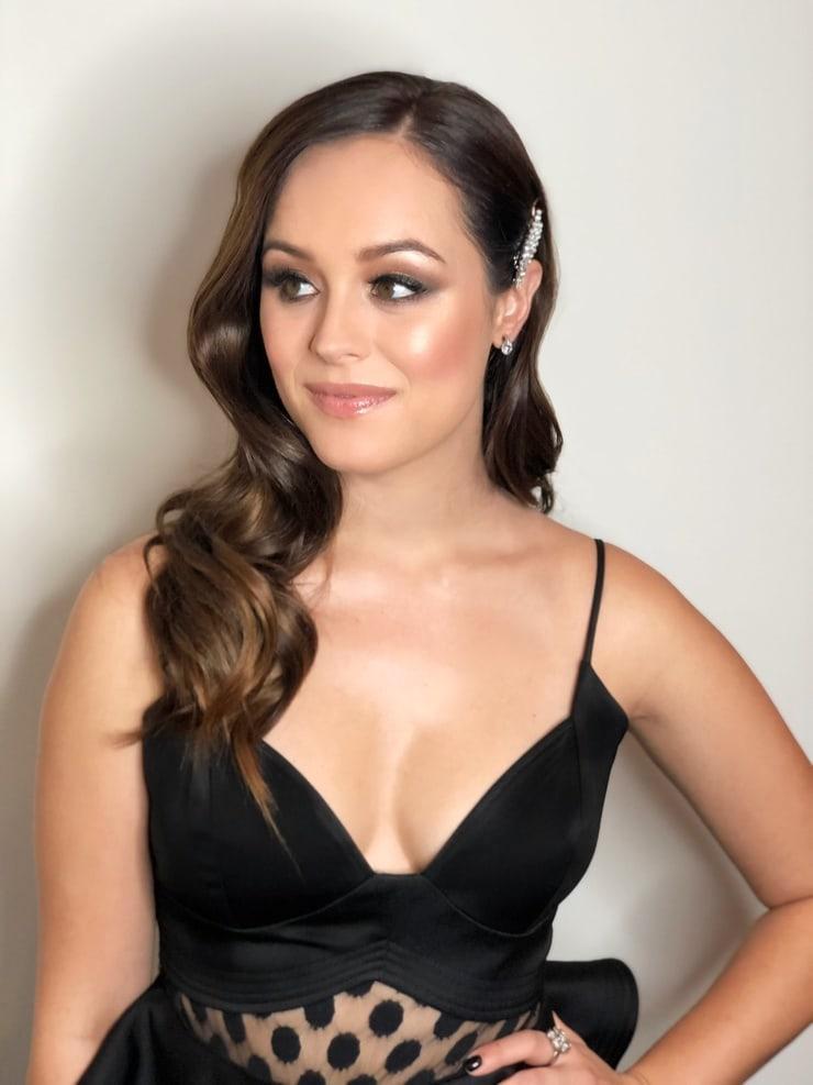 Hayley Orrantia hot