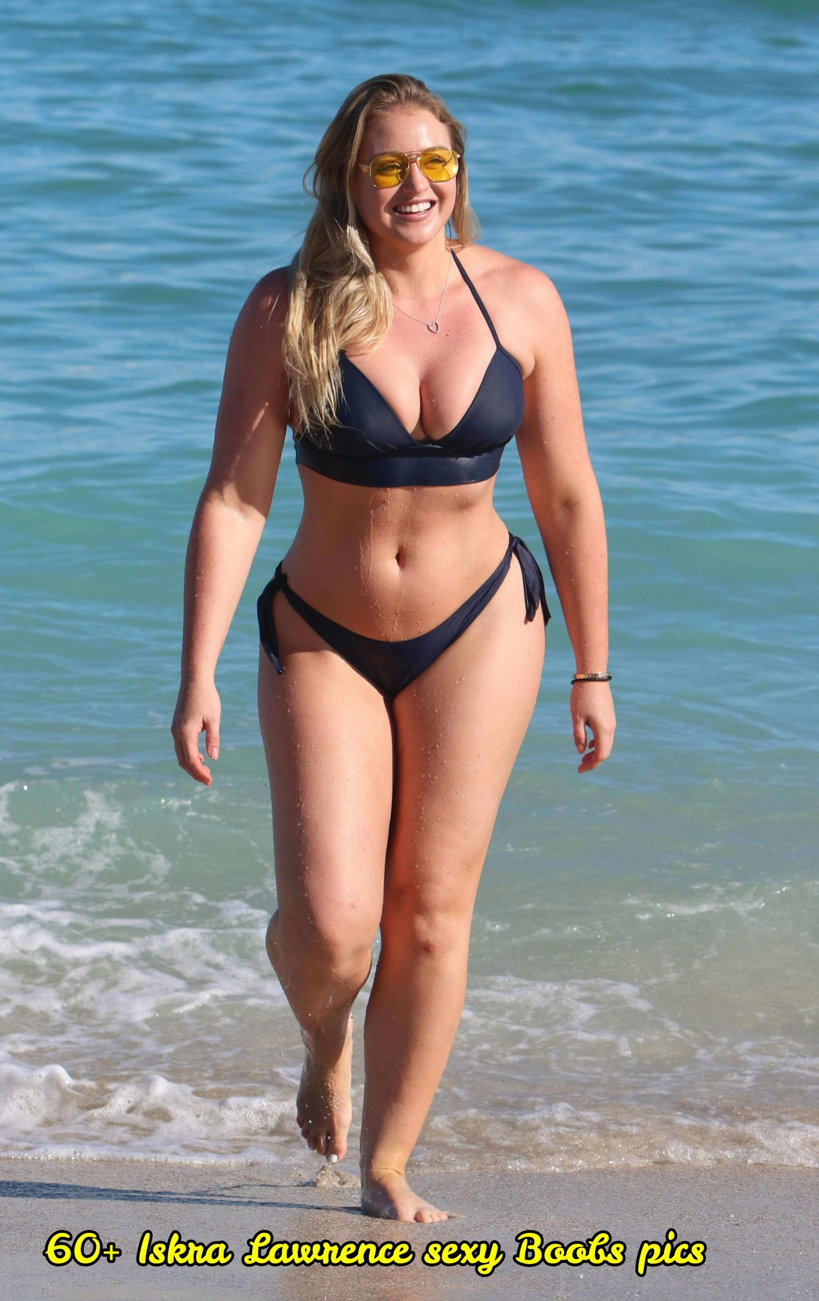 Iskra Lawrence sexy pictures