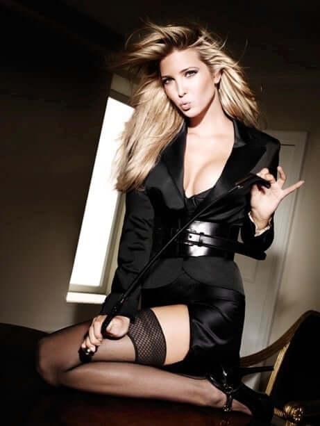 Ivanka Trump sexy look (2)